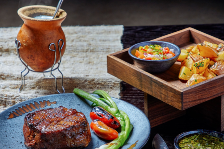 Argentinian Steaks Arrive at Artango