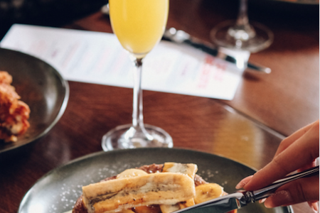 The Hottest Spots to Brunch In and Around Chicago