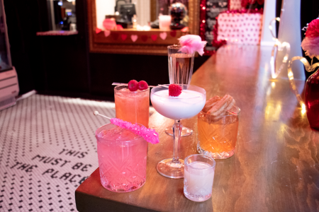 Be 'on a break' this February at Cupid's Bar