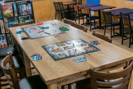 Big Group Game Night at Bonus Round Cafe
