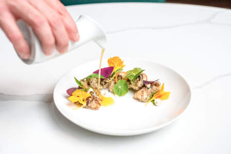 """the Albert """"Invents"""" Chef's Tasting Menu Dedicated to Inventors, Scientists and Artists this March"""