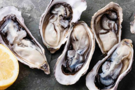 National Oysters on the Half Shell Day at III Forks