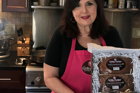 Lake Forest-Based Hungry Monkey Baking Company Launches Social Distancing Treat Boxes