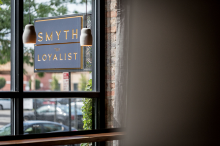 The Loyalist Moves To Casual French & Debuts First Patio Today