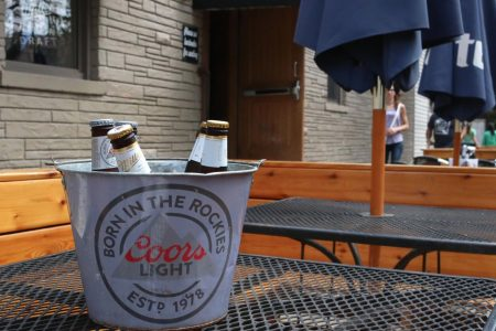 Lottie's Pub Reopens for Outdoor Service