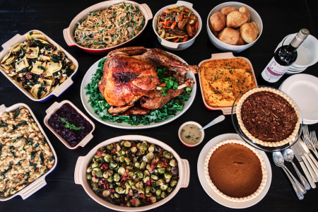 Thanksgiving Carry Out Options Around Chicagoland