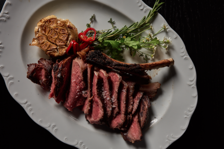 BLVD Steakhouse Reopens in the West Loop