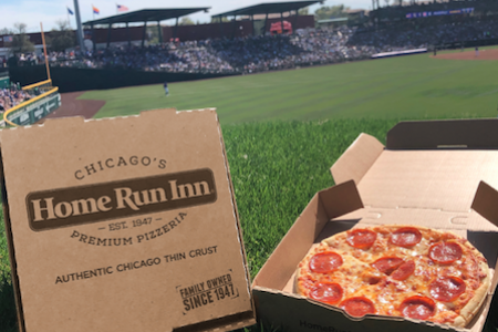 Home Run Inn is Now the Official Pizza of Wrigley Field and the Chicago Cubs