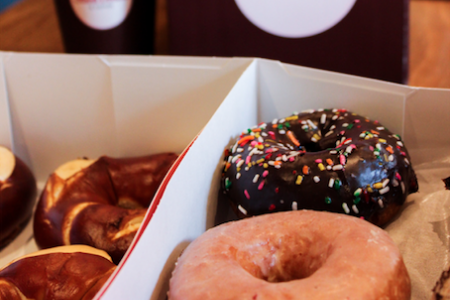Stan's Donuts Welcomes Workers Back Downtown with New Wednesday Package