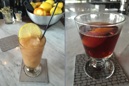 30 Days of Cocktails at The Promontory