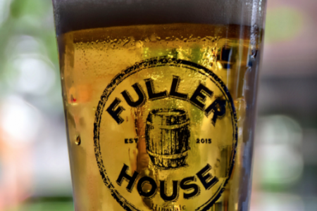 Stone Brewing Spring Beer Dinner at Fuller House
