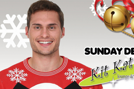 Ugly Christmas Sweater Brunch at Kit Kat Lounge and Supper Club