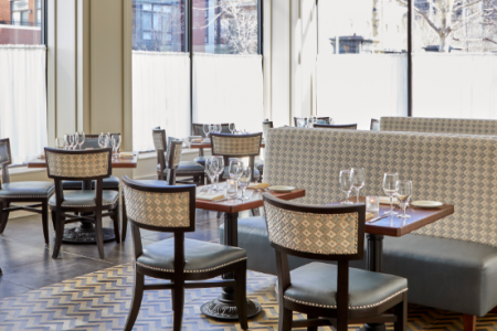 The Chicago Firehouse Begins Brunch Service