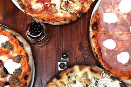 National Pizza Month Menu at Macello