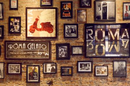 Italian Wine Dinner at Bar Roma