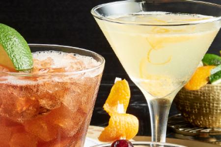 New Fall Cocktails at Cantina Laredo
