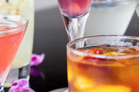 Cocktail Class at Koi