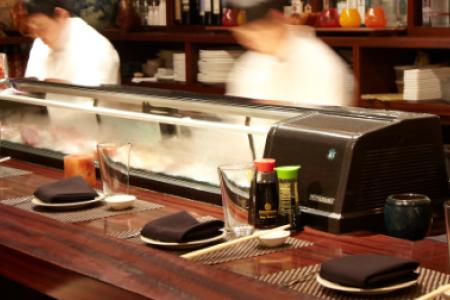 Chef's Sushi Tasting at Koi