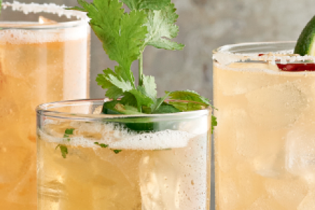 New Summer Sippers at Cantina Laredo