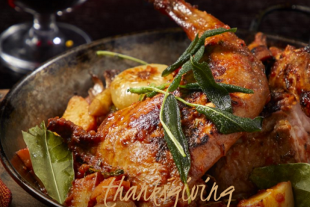 Thanksgiving Day Dining at Artango