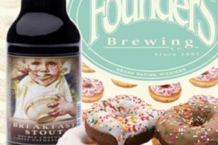 Breakfast Stout Tapping at O'Toole's on Doughnut Day