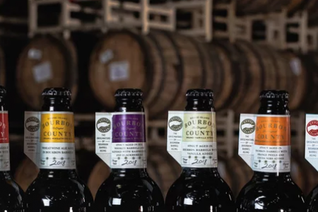 Goose Island's Bourbon County Beer Tappings on Black Wednesday