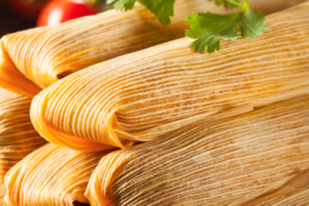 Holiday Tamale Trays at Cantina Laredo
