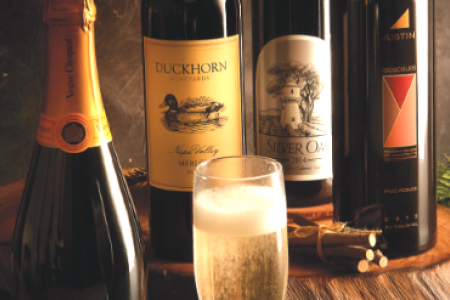 "III Forks Offers ""Sommelier's Selections"" this Holiday Season"