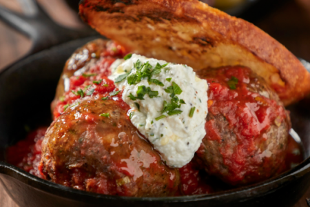 National Meatball Day at Bar Roma