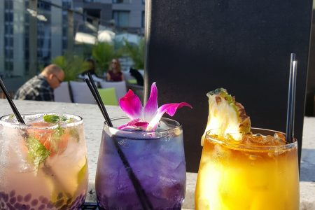 Sky Terrace Rooftop Lounge Introduces New Happy Hour Specials