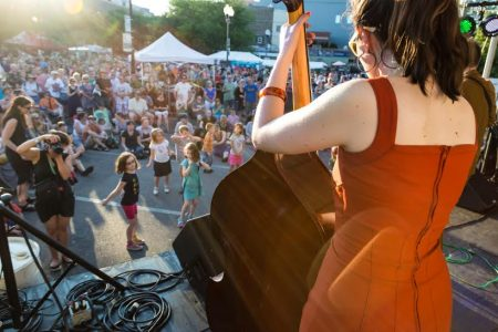 Square Roots Festival Returning to Lincoln Square this July