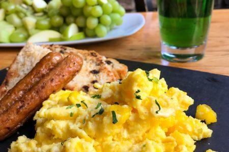 St. Patrick's Day Pre-Soak Breakfast at Jake Melnick's Corner Tap