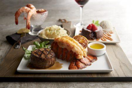 Morton's The Steakhouse and Duckhorn Vineyards Hosting Wine Dinner October 26