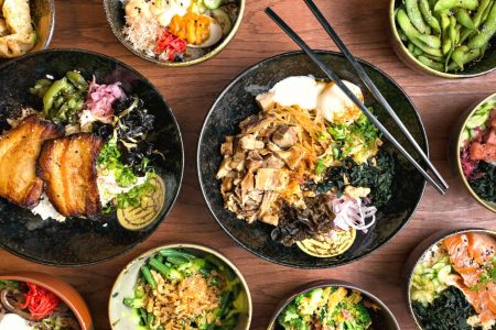 Strings Ramen Opens Second Location in Lakeview