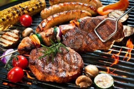 All-You-Can-Eat BBQ with Benefits