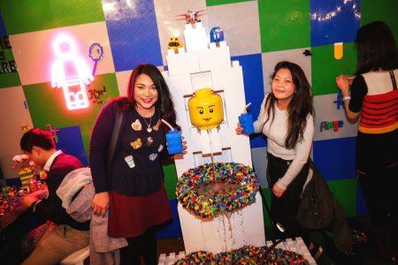 Brick Bar, A Lego Pop-Up Bar, Coming To Chicago 2020