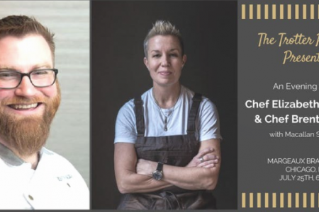 The Trotter Project Presents an Evening with Chef Elizabeth Falkner & Chef Brent Balika, July 25
