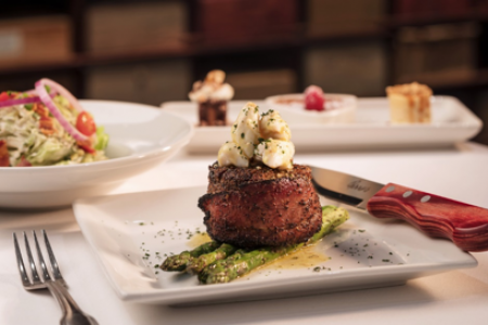 Sealed with a Sizzle: Celebrate Valentine's Day at Perry's Steakhouse & Grille