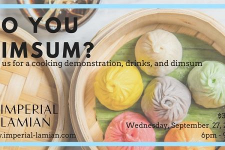 Do You Dim Sum?