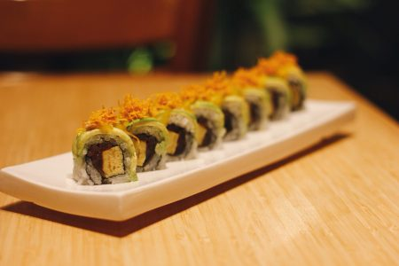 DIY Sushi at Arami
