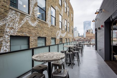 Ballast Point Chicago Debuts Rooftop Bar