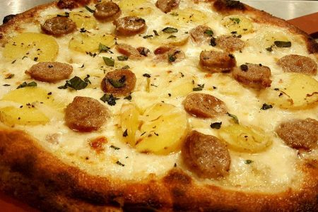 St. Patrick's Day & Pi Day this March at SLYCE Coal Fired Pizza