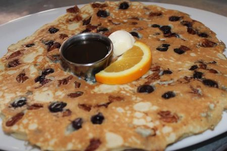 Celebrate National Blueberry Pancake Day at Hash House A Go Go!