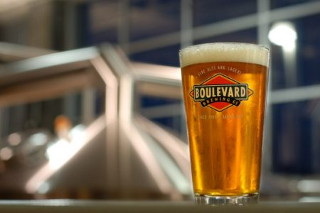Boulevard Brewing Company Dinner at Wild Monk