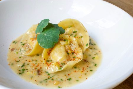 The Bristol Launches New B-Sides Menu Series Feature: Sweet Corn