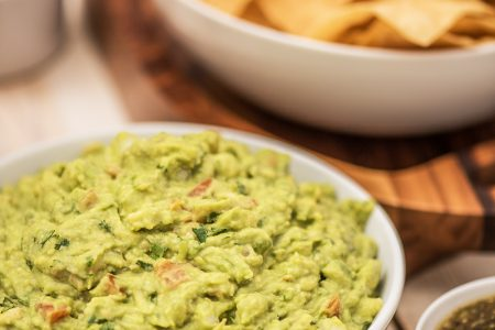 Guac Game Strong at Burrito Beach for National Guacamole Day