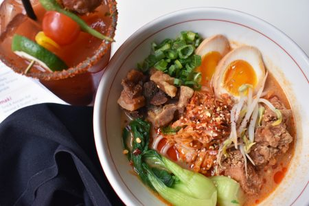 Slurping Turtle Celebrates New Year's Day with a Pajama Party All-Day Brunch