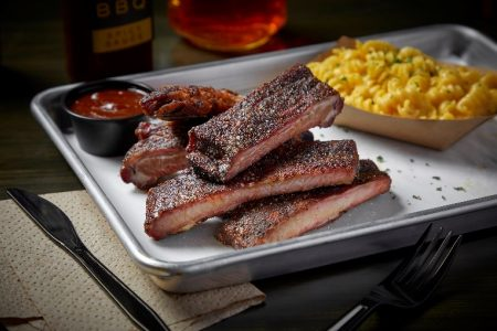 County BBQ has Reopened in University Village