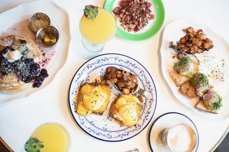 Easter Brunch at Cochon Volant