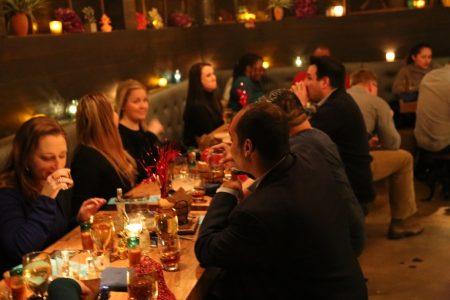 Mercadito Celebrates the Holiday Season with Mixology Academy and Feliz Navidad Experiential Dinner